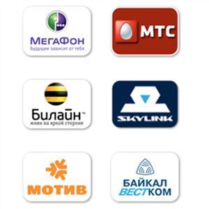 Операторы сотовой связи Суксуна