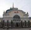 Железнодорожные вокзалы в Суксуне