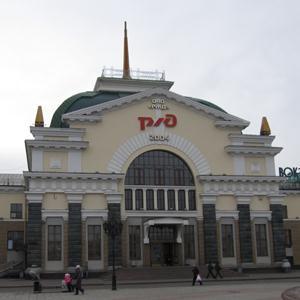 Железнодорожные вокзалы Суксуна